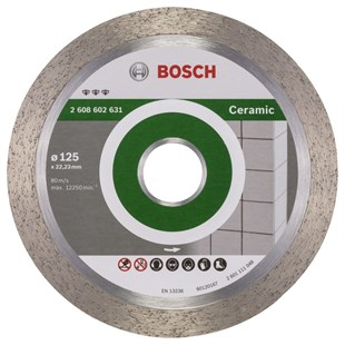Bosch Best for Ceramic 125 mm