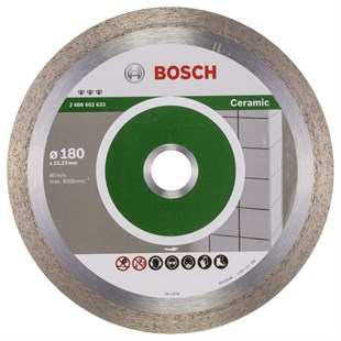 Bosch Best for Ceramic 180 mm