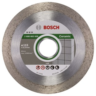 Bosch Best for Ceramic 115 mm